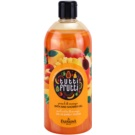 Farmona Tutti Frutti Peach & Mango Dusch- und Badgel (Fruity Bliss Captivates the Senses and Body) 500 ml