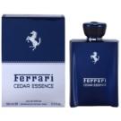 Ferrari Cedar Essence Eau de Parfum para homens 100 ml