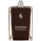 Ferrari Leather Essence eau de parfum teszter férfiaknak 100 ml