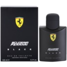 Ferrari Scuderia Ferrari Black Eau de Toilette for Men 125 ml