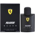 Ferrari Scuderia Ferrari Black Eau de Toilette für Herren 125 ml