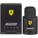 Ferrari Scuderia Ferrari Black Eau de Toilette for Men 40 ml