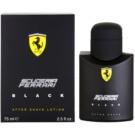 Ferrari Scuderia Ferrari Black bálsamo after shave para hombre 75 ml