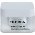 Filorga Medi-Cosmetique Time-Filler creme matificante  para alisar pele e minimizar poros  50 ml