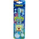 FireFly SpongeBob четка за зъби за деца с поставка софт Blue (Ages 2 - 6)