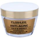 FlosLek Laboratorium Anti-Aging Gold & Energy creme de dia energizante SPF 15  50 ml
