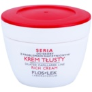 FlosLek Laboratorium Dilated Capillaries подхранващ крем за чувствителна и зачервена кожа 50 мл.