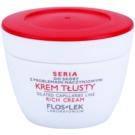 FlosLek Laboratorium Dilated Capillaries nährende Creme für empfindliche und gerötete Haut  50 ml