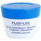 FlosLek Laboratorium Eye Care Gel für den Augenbereich mit Gemeinem Augentrost und Kornblume 10 g