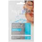 FlosLek Laboratorium Happy per Aqua intenzivní hydratační maska (Cotton Oil, Hydraprotectol SM, Vitamins C and E) 2 x 5 ml