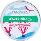 FlosLek Laboratorium Lip Vaseline Adventure ajakbalzsam íz Grape Flavour 15 g