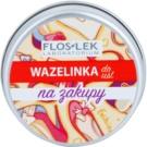 FlosLek Laboratorium Lip Vaseline Shopping balzám na rty příchuť Mango Flavour 15 g
