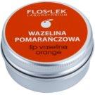 FlosLek Laboratorium Lip Care Orange vaselina pe/pentru buze  15 g