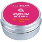 FlosLek Laboratorium Lip Care Rose Vaseline für Lippen 15 g