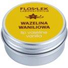 FlosLek Laboratorium Lip Care Vanilla vaselina para lábios 15 g