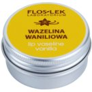 FlosLek Laboratorium Lip Care Vanilla Vaseline For Lips  15 g