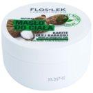 FlosLek Laboratorium Natural Body Karite & Babassu Oil telové maslo so spevňujúcim účinkom  240 ml