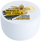 FlosLek Laboratorium Natural Body Vanilla & Chocolate manteca corporal con efecto regenerador 240 ml