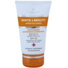 FlosLek Pharma White & Beauty krem ochronny na dzień SPF 20 (Aloe Extract 3%, Vitamin E2%, Shea Butter 2%) 50 ml