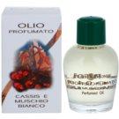 Frais Monde Cassis And White Musk parfümiertes Öl für Damen 12 ml