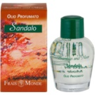 Frais Monde Sandalwood olejek perfumowany dla kobiet 12 ml