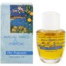 Frais Monde White Musk And Grapefruit parfümiertes Öl für Damen 12 ml