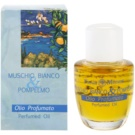 Frais Monde White Musk And Grapefruit parfümiertes Öl für Damen 12 ml