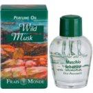 Frais Monde Wild Musk parfémovaný olej pre ženy 12 ml