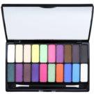 Freedom Pro Decadence Clubbed to Death paleta očních stínů s aplikátorem (20 Eyeshadow Palette) 18 g