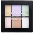 Freedom Pro Correct korrektor paletta  6 g