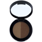 Freedom Duo Brow pudr na obočí odstín Soft Brown 2 g