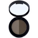 Freedom Duo Brow pudr na obočí odstín Medium Brown 2 g