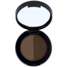 Freedom Duo Brow púder szemöldökre árnyalat Dark Brown 2 g