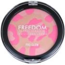 Freedom Pro Glow multifuncțional de strălucire culoare Pink Cat 4 g