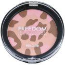 Freedom Pro Glow iluminador multifuncional tono Purr 4 g