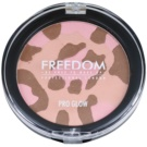 Freedom Pro Glow iluminador multifuncional tom Purr 4 g