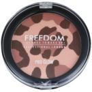 Freedom Pro Glow multifunkciós bőrvilágosító árnyalat Roar 4 g