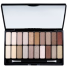 Freedom Pro Decadence Magic Eye Shadow Palette With Applicator (20 Eyeshadow Palette) 18 g