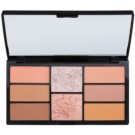Freedom Pro Blush Peach and Baked paleta za konture obraza (Pro Blush & Highlight) 15 g