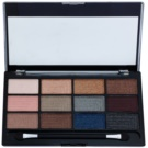 Freedom Pro 12 Romance and Jewels Eye Shadow Palette With Applicator  12 g