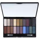 Freedom Pro Decadence Rock & Roll Queen paleta farduri de ochi cu aplicator (20 Eyeshadow Palette) 18 g