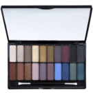 Freedom Pro Decadence Rock & Roll Queen Eye Shadow Palette With Applicator (20 Eyeshadow Palette) 18 g
