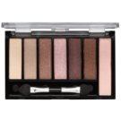 Freedom Pro Shade & Brighten Shimmers paleta cieni do powiek z rozświetlaczem  5,6 g
