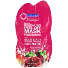 Freeman Feeling Beautiful Peel-Off Gesichtsmaske Pomegranate (Revealing Peel - Of Mask Refines & Purifies) 15 ml