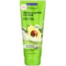 Freeman Feeling Beautiful Gesichtsmaske mit Kaolin für normale Haut und Mischhaut Avocado & Oatmeal 175 ml