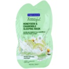 Freeman Feeling Beautiful máscara facial de noite Honeydew & Chamomile (Sleeping Mask Deeply Hydrates Overnight) 15 ml