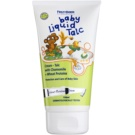Frezyderm Baby tekutý púder proti zapareninám pre deti od narodenia Chamomile & Wheat Proteins (Colour - Parabens Free) 150 ml