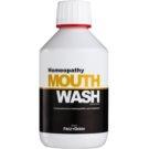 Frezyderm Oral Science Homeopathy ústní voda pro kompletní ochranu zubů bez fluoridu (Free of Fluoride, Parabens, Ethyl Alcohol) 250 ml