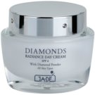 GA-DE Diamonds aufhellende Tagescreme SPF 6 (With Diamond Powder) 50 ml