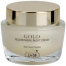 GA-DE Gold creme de noite regenerador (With Gold Peptide) 50 ml